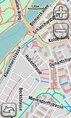 Freizeitkarte Overview - Germany map for garmin
